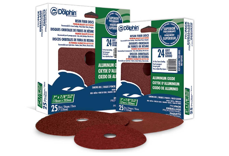 resin-fiber-disc